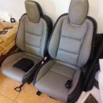 fotele auta po renowacji tapicerskiej