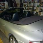 renowacja tapicerki samochodowej